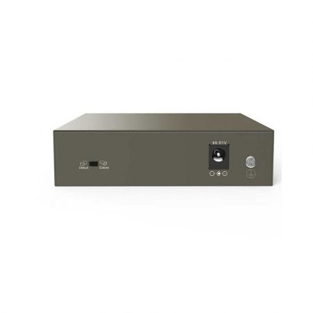 artykuły dla biura 7 alibiuro.pl Switch PoE Tenda TEF1105P 4 38W 5x 10 100Mbps 33