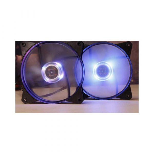 artykuły dla biura 7 alibiuro.pl Wentylator Cooler Master Masterfan 120r RGB R4 C1DS 12FC R2 120 mm 1200 obr min RGB 19
