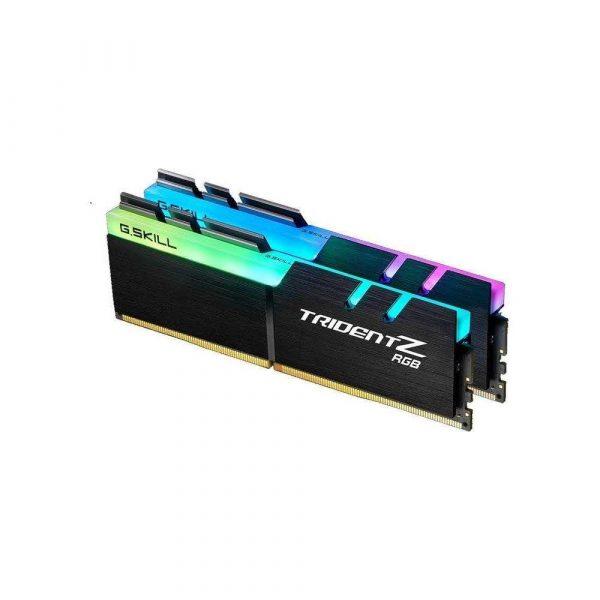 artykuły dla biura 7 alibiuro.pl Zestaw pamici G.SKILL TridentZ RGB F4 3200C14D 32GTZR DDR4 DIMM 2 x 16 GB 3200 MHz CL14 83