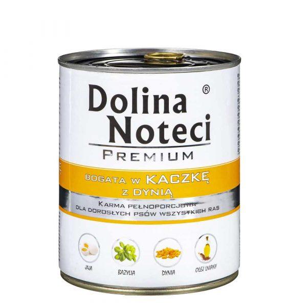 artykuły dla zwierząt 7 alibiuro.pl Karma DOLINA NOTECI Premium Kaczka i Dynia Dog 0 80 kg 89