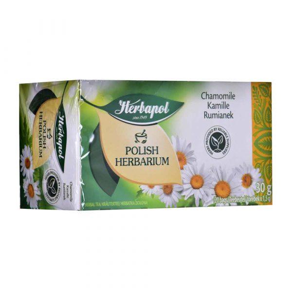 artykuły spożywcze 7 alibiuro.pl Herbata zioowa Herbapol Rumianek 20szt 8
