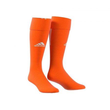 bieganie 7 alibiuro.pl Getry Pilkarskie adidas Santos Sock pomaraczowe CV 43
