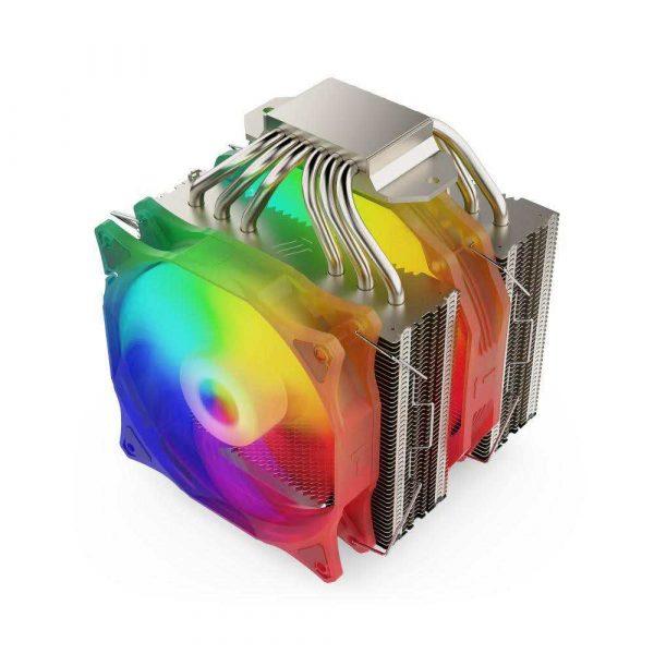chłodzenie 7 alibiuro.pl Chodzenie CPU SilentiumPC Grandis 3 EVO ARGB 65