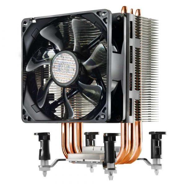 chłodzenie 7 alibiuro.pl Chodzenie procesora Cooler Master Hyper TX3I RR TX3E 22PK B1 LGA 1151 LGA 1156 LGA 775 80