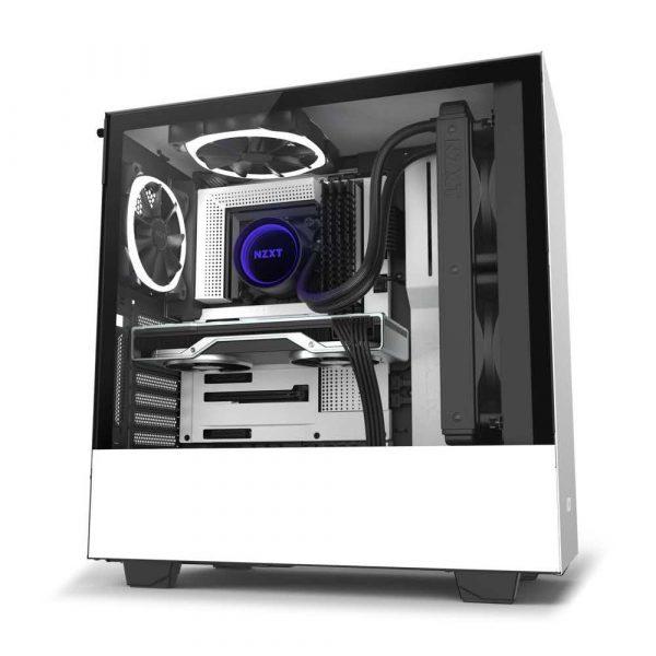 chłodzenie 7 alibiuro.pl NZXT CHODZENIE WODNE CPU KRAKEN X63 280MM RGB RL KRX63 01 20