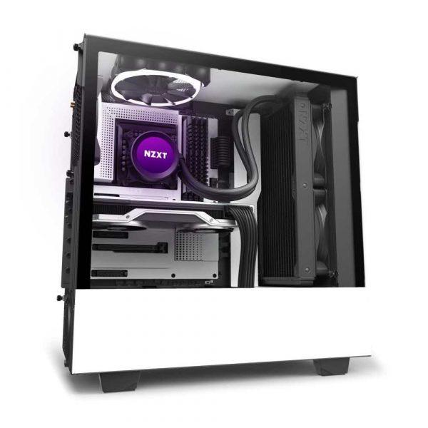 chłodzenie 7 alibiuro.pl NZXT CHODZENIE WODNE CPU KRAKEN Z63 280MM LCD RL KRZ63 01 70