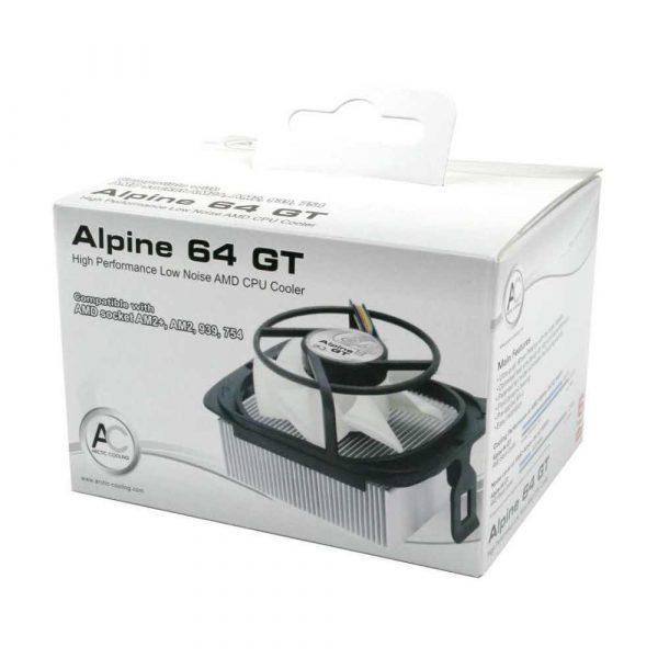 chłodzenie CPU 7 alibiuro.pl ARCTIC ALPINE 64 GT REV.2 S939 AM2 AM3 FM1 FM2 67