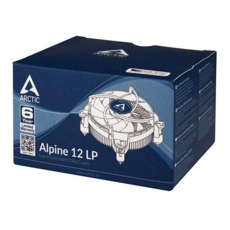 chłodzenie CPU 7 alibiuro.pl Chodzenie CPU Alpine 12 LP 74
