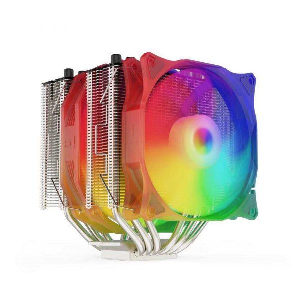 chłodzenie CPU 7 alibiuro.pl Chodzenie CPU SilentiumPC Grandis 3 EVO ARGB 21
