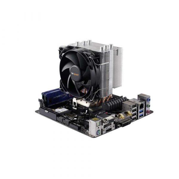 chłodzenie CPU 7 alibiuro.pl Chodzenie procesora do komputera BE QUIET Pure Rock Slim BK008 AM2 AM3 AM4 FM1 FM2 LGA 1150 LGA 1151 LGA 1155 LGA 1156 13