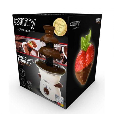 czekoladowe fontanny 7 alibiuro.pl Fontanna czekoladowa CAMRY CR 4457 1