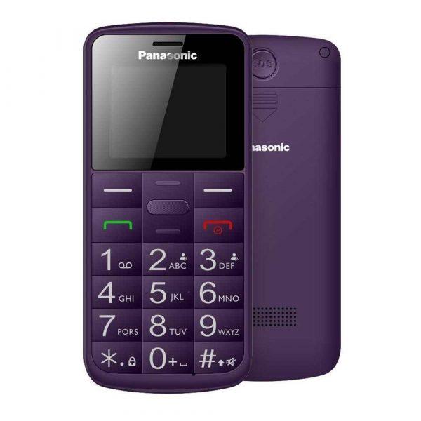 dla seniorów 7 alibiuro.pl Telefon komrkowy Panasonic KX TU110EXV 1 77 Inch TFT LCD 160x128 1000mAh 13