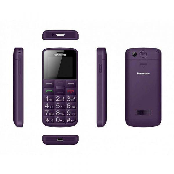 dla seniorów 7 alibiuro.pl Telefon komrkowy Panasonic KX TU110EXV 1 77 Inch TFT LCD 160x128 1000mAh 4