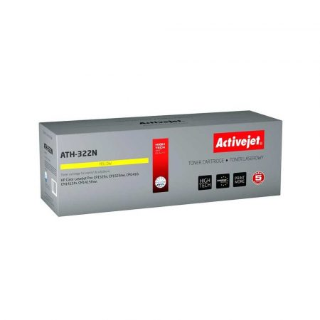 do drukarek HP 7 alibiuro.pl Toner Activejet ATH 322N zamiennik HP 128A CE322A Supreme 1300 stron ty 97