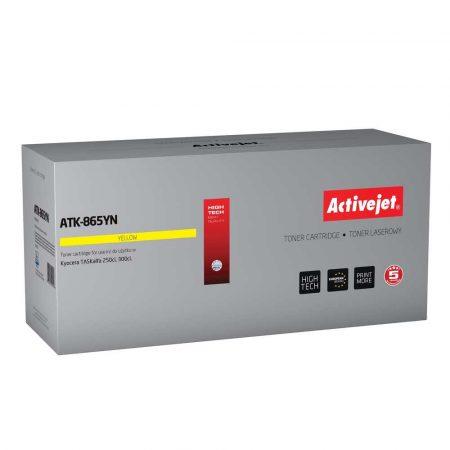 do drukarek kyocera 7 alibiuro.pl Toner Activejet ATK 865YN zamiennik Kyocera TK 865Y Supreme 12000 stron ty 33