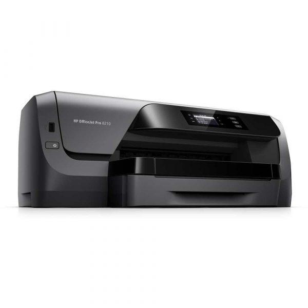 drukarki atramentowe kolorowe 7 alibiuro.pl Drukarka atramentowa HP OfficeJet Pro 8210 D9L63A A4 41
