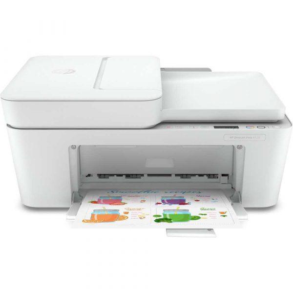 drukarki atramentowe kolorowe 7 alibiuro.pl Urzdzenie wielofunkcyjne HP DeskJet Plus 4120 All in One Printer 54