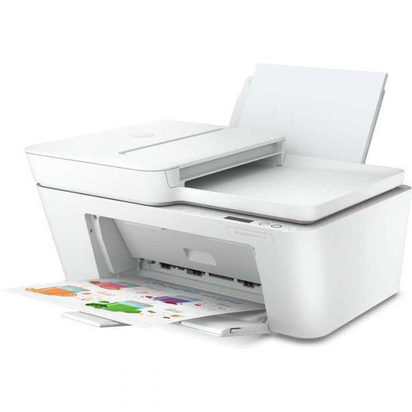 drukarki atramentowe kolorowe 7 alibiuro.pl Urzdzenie wielofunkcyjne HP DeskJet Plus 4120 All in One Printer 6