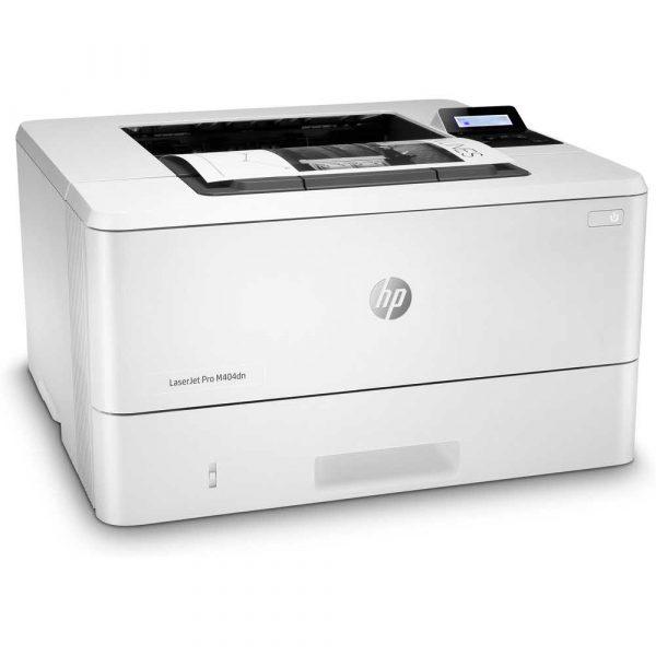 drukarki laserowe 7 alibiuro.pl Drukarka laserowa mono HP LaserJet Pro M404dn W1A53A A4 32