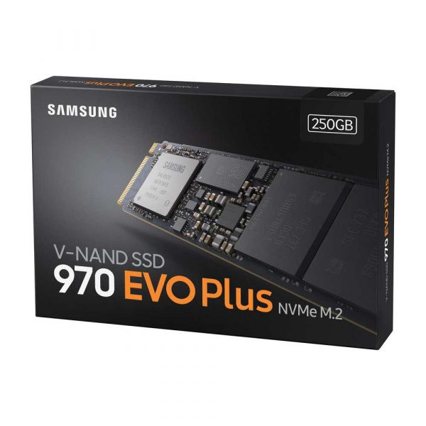 dyski ssd 7 alibiuro.pl Dysk Samsung 970 EVO Plus MZ V7S250BW 250 GB M.2 PCIe NVMe 3.0 x4 58