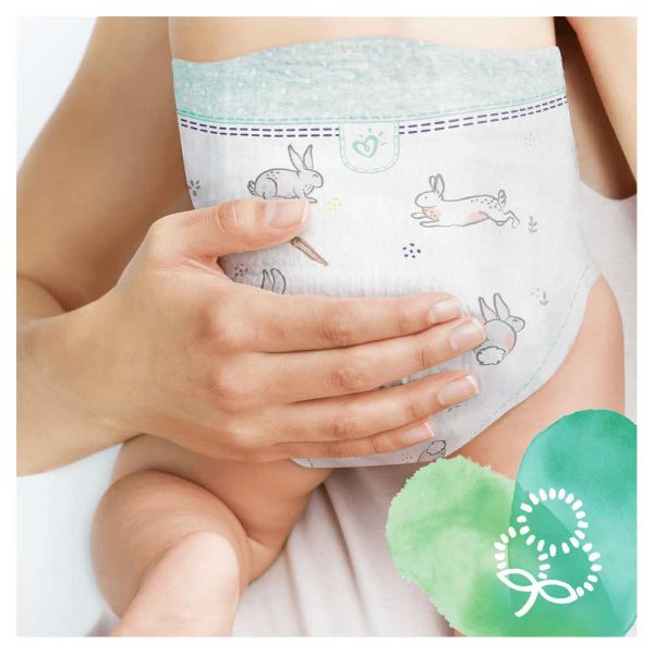 dziecko 7 alibiuro.pl Pampers Pure Protect Pieluchy Rozmiar 3 6 10kg 31szt 92