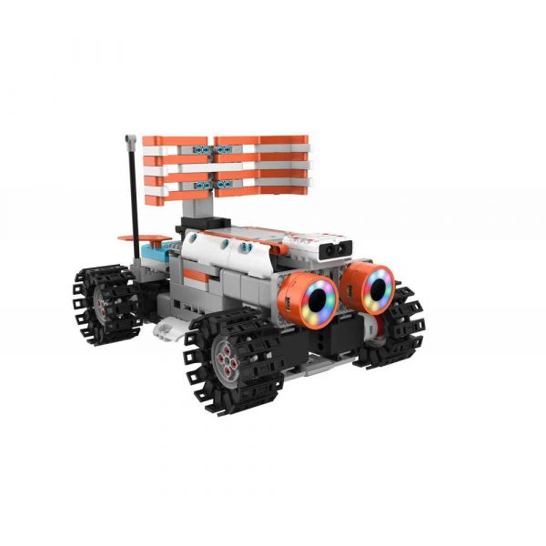 dziecko 7 alibiuro.pl Zabawka robot Astrobot Jimu Robot JIMU ROBOT ASTROBOT 1TJM007 Od 8 lat 28
