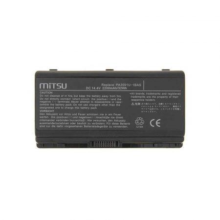 elektronika 7 alibiuro.pl Bateria do laptopa MITSU BC TO L40S 32 Wh do laptopw Toshiba 86