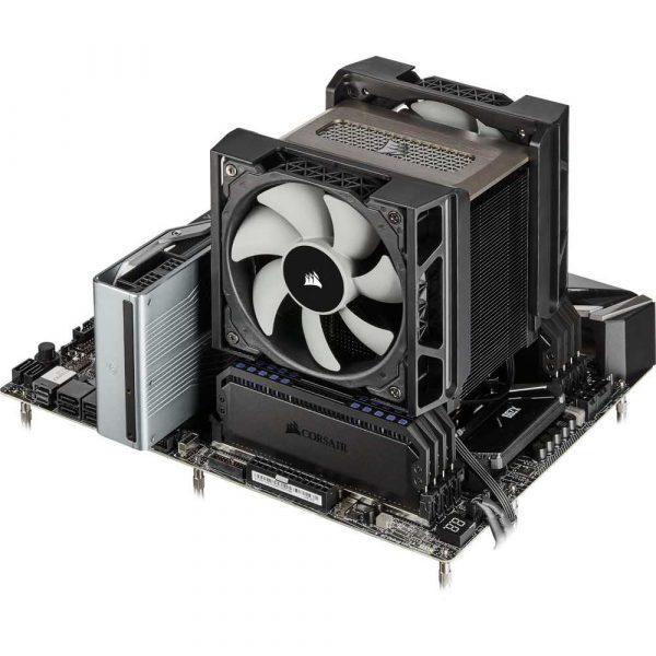 elektronika 7 alibiuro.pl CORSAIR A500 Dual Fan CPU Cooler 60