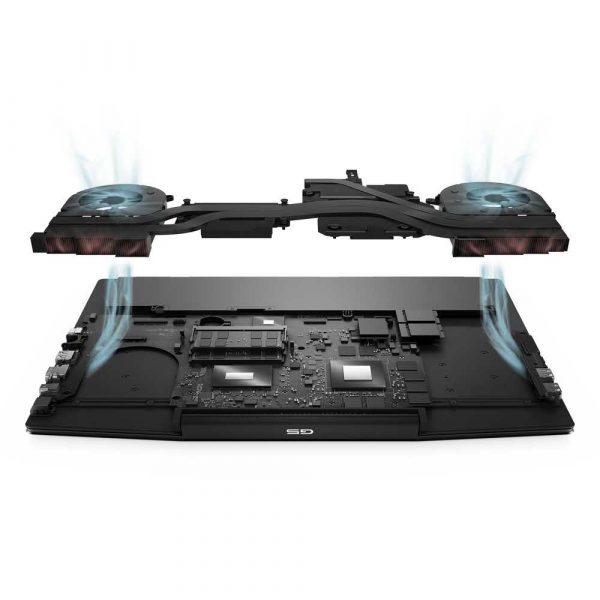 elektronika 7 alibiuro.pl Dell Inspiron G5 i5 10300H 15.6 Inch FHD 8GB 512GB GTX1650Ti FgrPr Backlit W10H Black 1YCAR 1BWOS 59