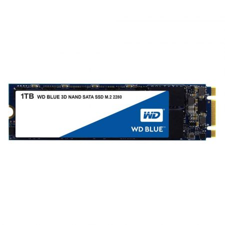 elektronika 7 alibiuro.pl Dysk SSD WD Blue WDS100T2B0B 1 TB M.2 SATA III 14