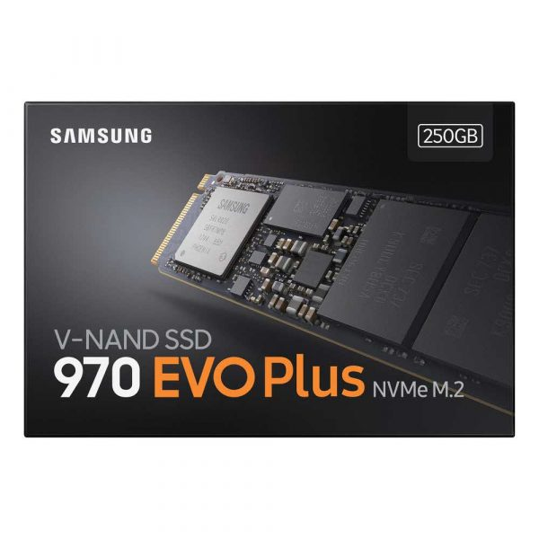 elektronika 7 alibiuro.pl Dysk Samsung 970 EVO Plus MZ V7S250BW 250 GB M.2 PCIe NVMe 3.0 x4 17