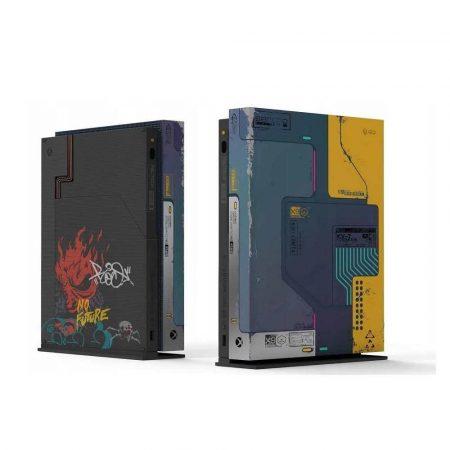 elektronika 7 alibiuro.pl Konsola Xbox One X 1 TB Cyberpunk 2077 Limited Edit 49