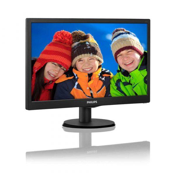 elektronika 7 alibiuro.pl Monitor Philips 203V5LSB26 10 19 5 Inch TN 1600x900 VGA kolor czarny 27