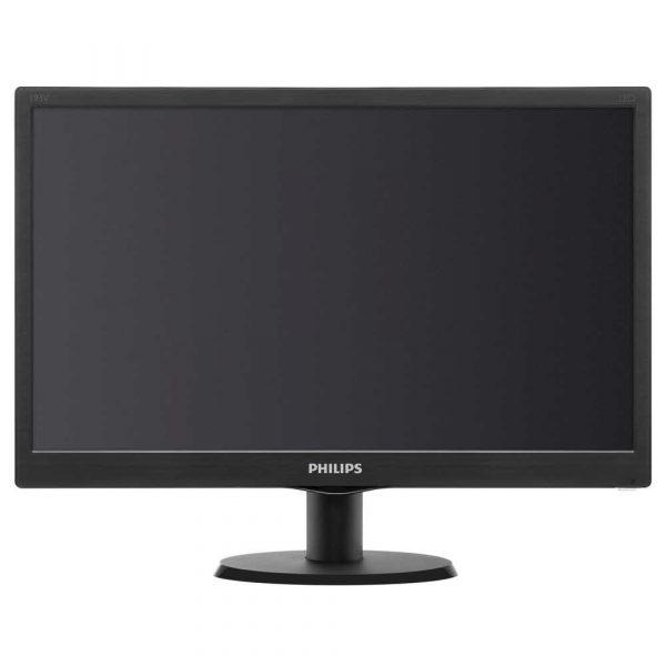 elektronika 7 alibiuro.pl Monitor Philips 203V5LSB26 10 19 5 Inch TN 1600x900 VGA kolor czarny 73