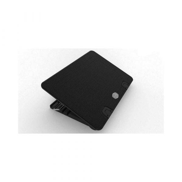 elektronika 7 alibiuro.pl Podstawka chodzca pod laptop Cooler Master Ergostand IV R9 NBS E42K GP 15.6 cala 17.x cala 1 wentylator HUB 92