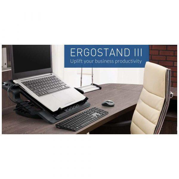 elektronika 7 alibiuro.pl Podstawka chodzca pod laptop Cooler Master Notepal Ergostand III R9 NBS E32K GP 17.x cala 1 wentylator HUB 38