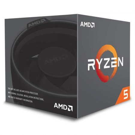 elektronika 7 alibiuro.pl Procesor AMD Ryzen 5 2600 YD2600BBAFBOX 3400 MHz min 3900 MHz max AM4 BOX 47