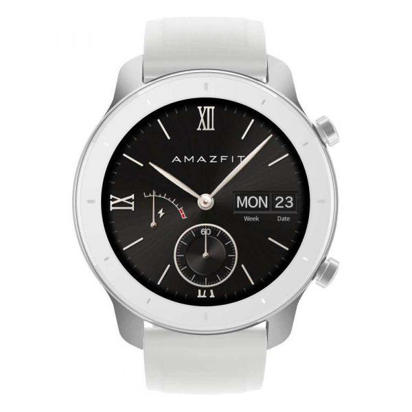 elektronika 7 alibiuro.pl Smartwatch Huami Amazfit GTR 42mm Starry Moonlight White 46