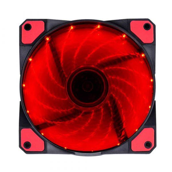 elektronika 7 alibiuro.pl Wentylator LED Akyga AW 12C BR 120 mm Czerwony 73