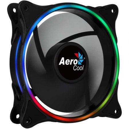 elektronika 7 alibiuro.pl Wentylator do obudowy Aerocool PGS ECLIPSE 12 ARGB AEROPGSECLIPSE12ARGB 120 mm 1200 obr min ARGB 25