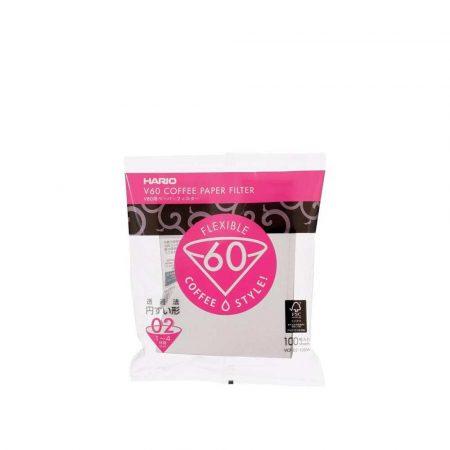 filtry do kawy 7 alibiuro.pl Zestaw filtrw papierowych Do dripa HARIO V60 VCF 02 100W H 46