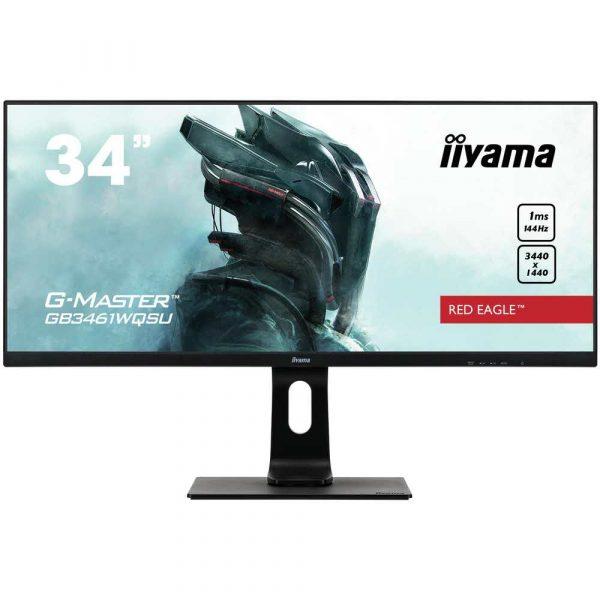 gamingowe 7 alibiuro.pl MONITOR IIYAMA LED 34 Inch GB3461WQSU B1 45