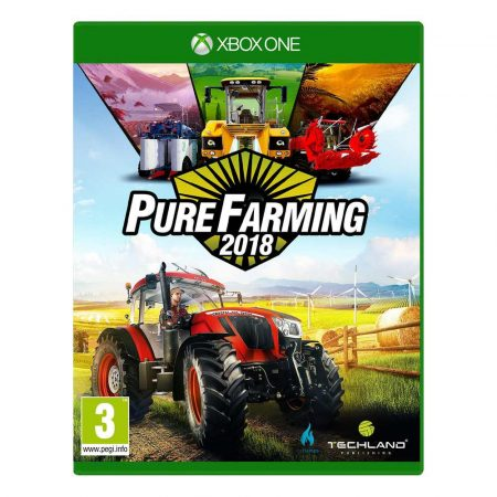 gry do xbox one 7 alibiuro.pl Gra PURE FARMING 2018 wersja BOX Blu ray PL od 3 lat 73