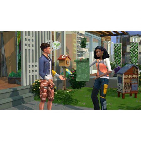 gry komputerowe 7 alibiuro.pl The Sims 4 EP09 ycie Eko 50