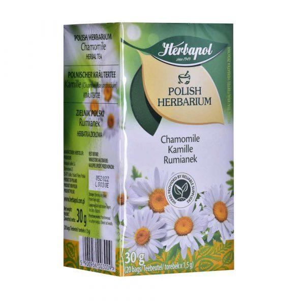 herbata ekspresowa 7 alibiuro.pl Herbata zioowa Herbapol Rumianek 20szt 18