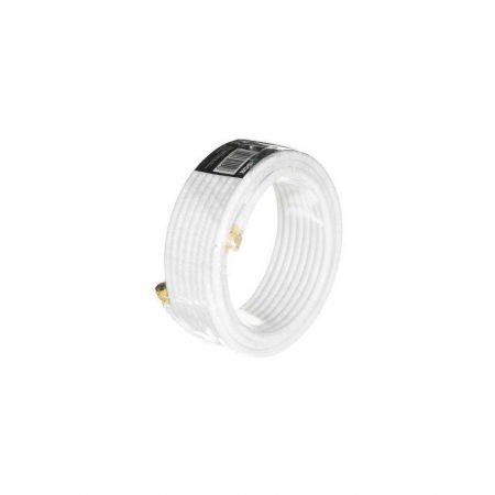 kable antenowe 7 alibiuro.pl Kabel IBOX IKK10EX 10m Wtyk typu F x Wtyk typu F kolor biay 89