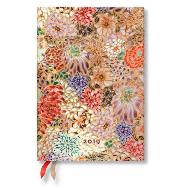 kalendarz 7 alibiuro.pl Kalendarz paperblanks 2019 Kikka Midi wielokolorowy 28