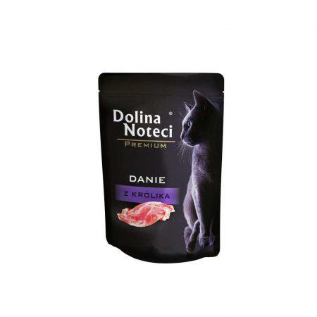 karma dla kotów 7 alibiuro.pl Karma DOLINA NOTECI Danie krlik 0 08 kg 30