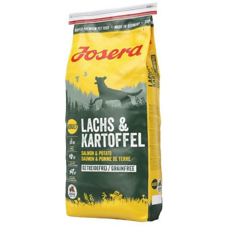 karma dla psów 7 alibiuro.pl Karma JOSERA Lachs Kartoffel 15 kg 35