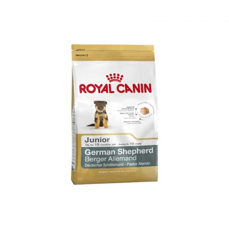 karma dla psów 7 alibiuro.pl Karma Royal Canin Dog Food German Shepherd Junior 12 kg 38